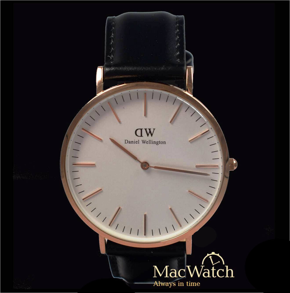 daniel wellington herren uhr classic sheffield 0107dw. Black Bedroom Furniture Sets. Home Design Ideas