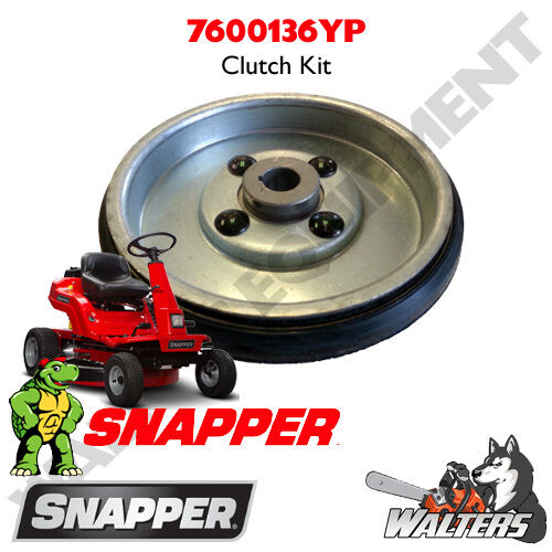 Snapper Mower Clutch : Genuine snapper yp smooth clutch kit