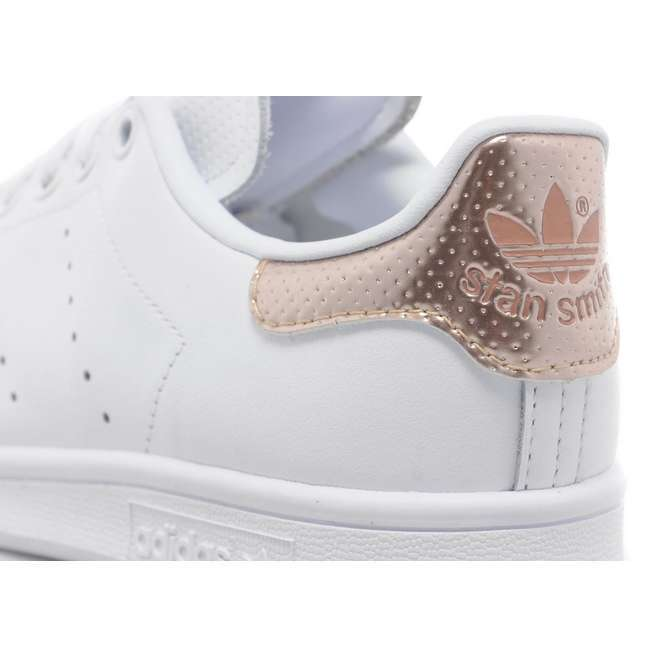 adidas stan smith rose gold brand new in box bb1434 all. Black Bedroom Furniture Sets. Home Design Ideas