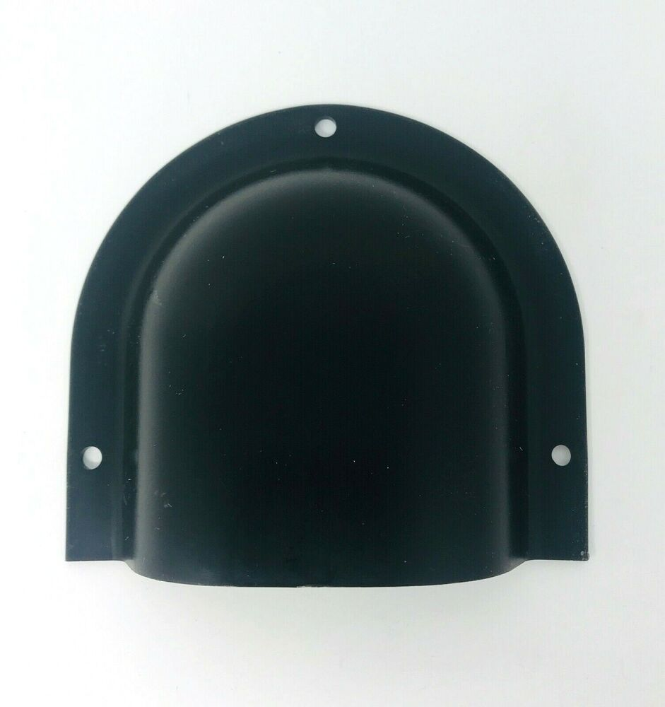 Rv camper trailer exterior horseshoe side vent cover for Exterior vent covers