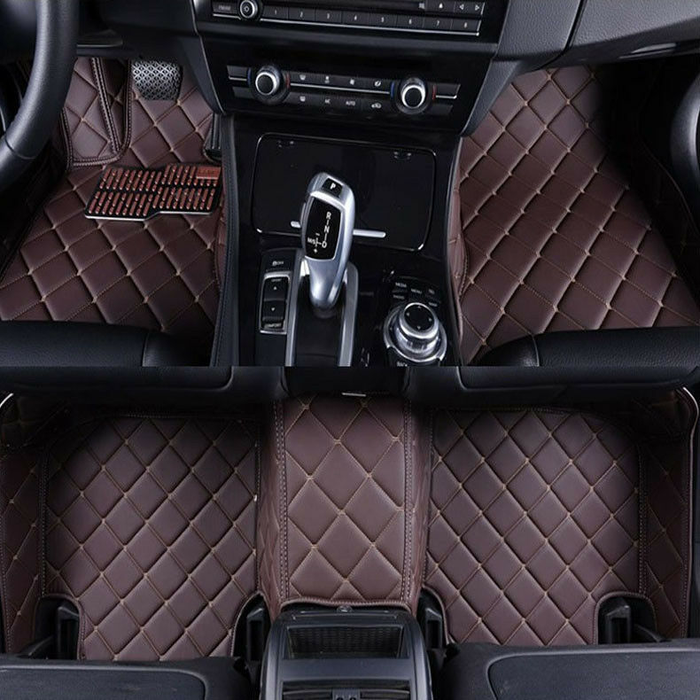 For Mercedes-Benz ML350 Car Floor Mats Front & Rear Liner