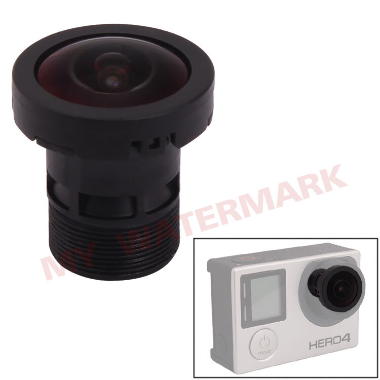 Gopro Replacement Lenses : ° degree wide lenses replacement camera lens