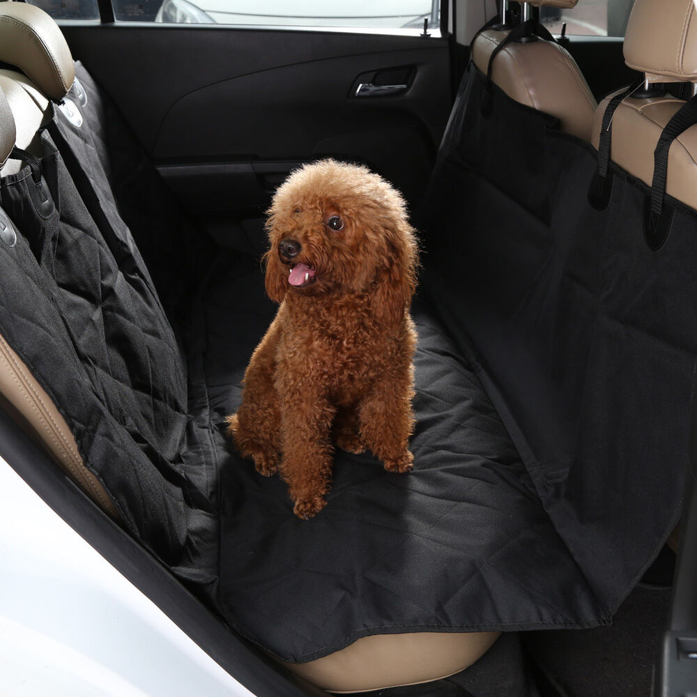 waterproof pet cat dog back car seat cover hammock nonslip protector mat au post ebay. Black Bedroom Furniture Sets. Home Design Ideas