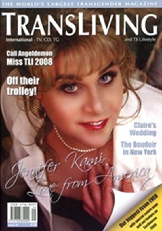TRANSLIVING ISSUE 29 TRANSVESTITE CROSS-DRESSING
