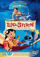 Lilo and Stitch (Special Edition) [DVD] (2002) New & Sealed