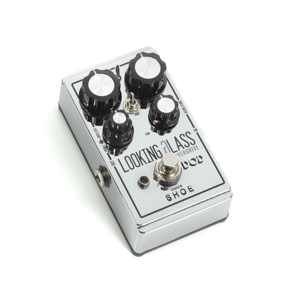 new dod looking glass class a fet overdrive guitar effects pedal ebay. Black Bedroom Furniture Sets. Home Design Ideas