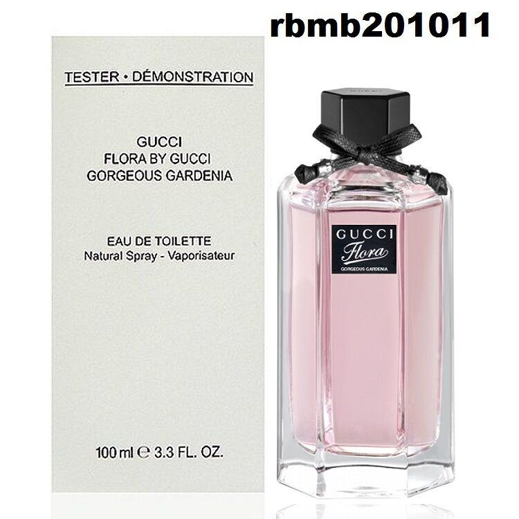85421d8d9 Details about Gucci Flora Gorgeous Gardenia Women 3.3 3.4 oz 100 ml Eau De  Toilette* Spray New