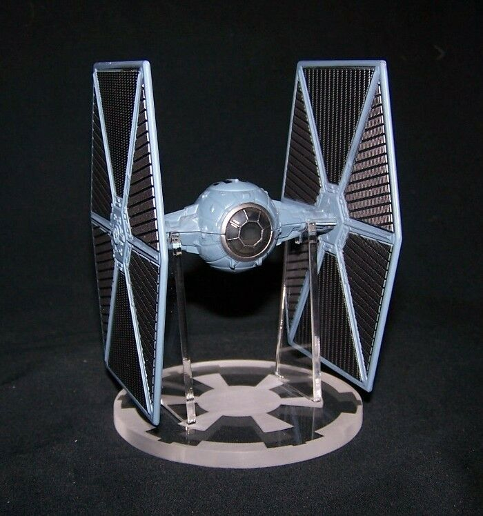 Acrylic Display Stand Only For Disney Star Wars Diecast