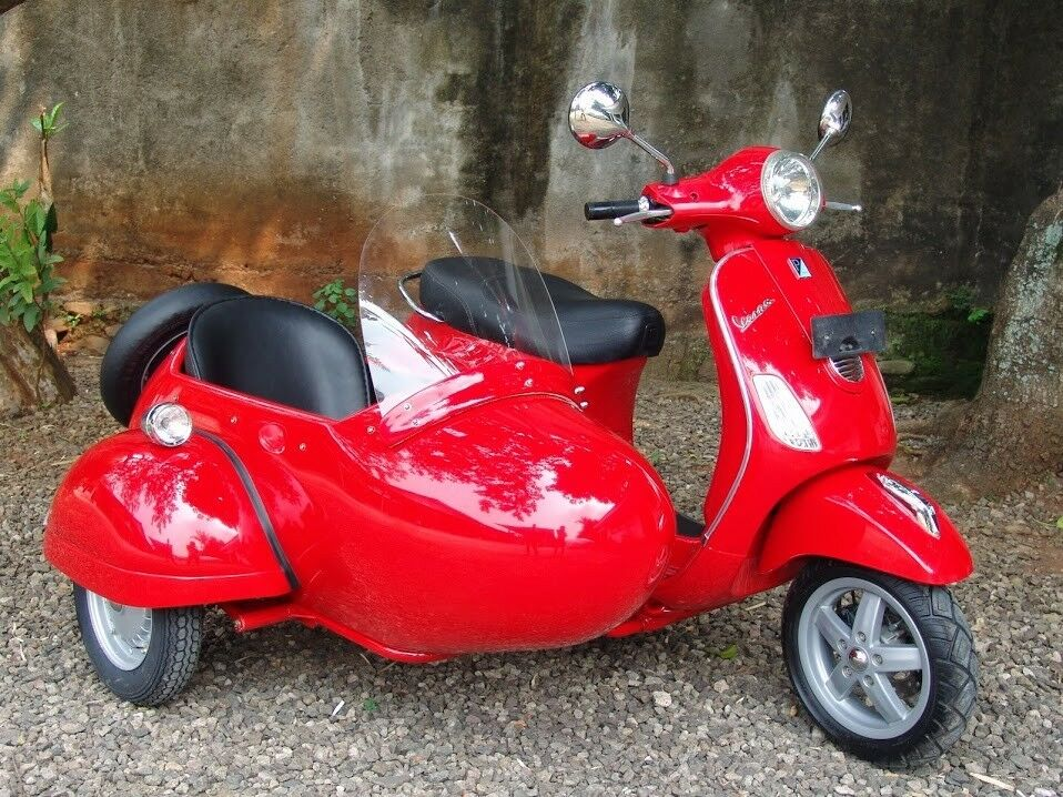 how to make a vespa primavera faster
