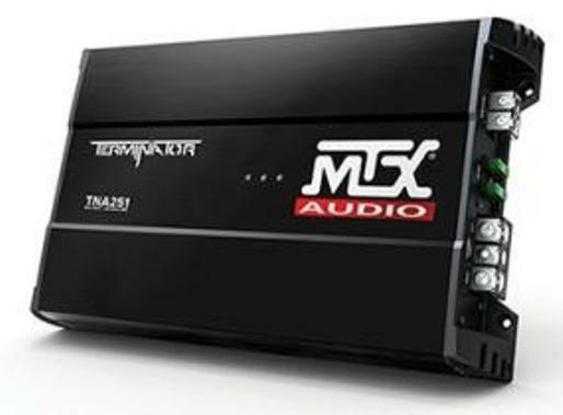 mtx audio terminator tna251 mono amplifier ebay. Black Bedroom Furniture Sets. Home Design Ideas