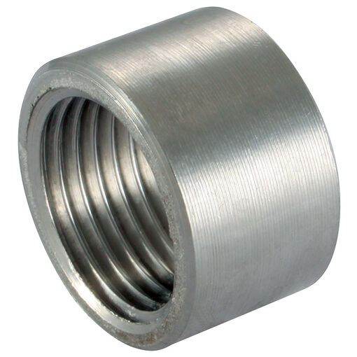 Stainless steel pipe fittings quot bsp female threaded