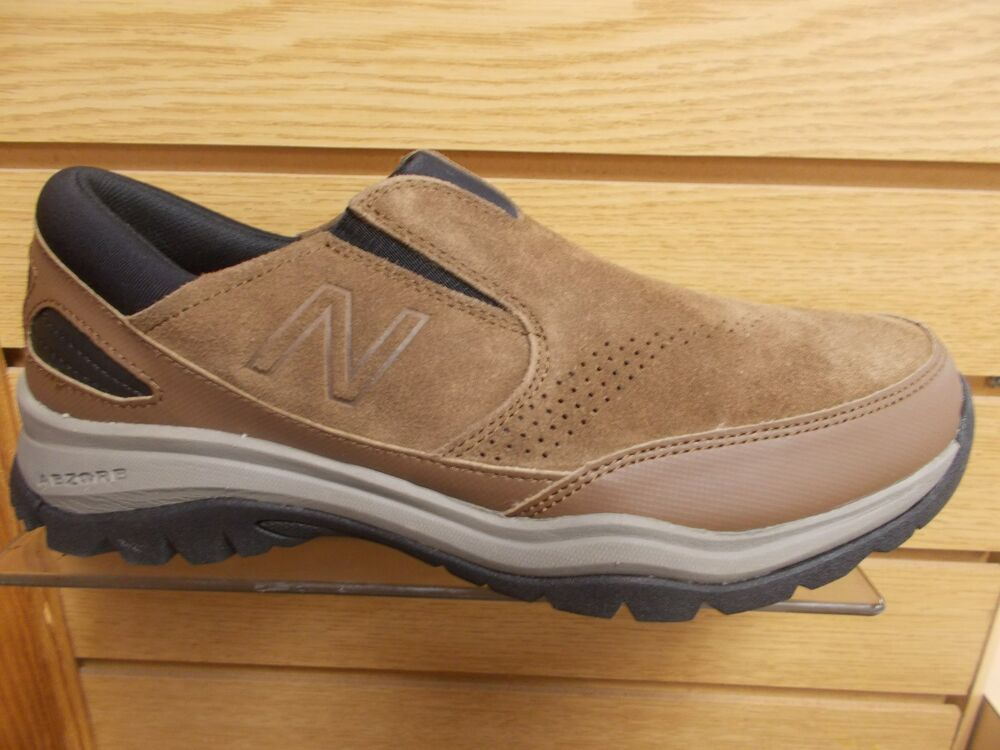 Mens Casual Slip On Shoes Wide Width