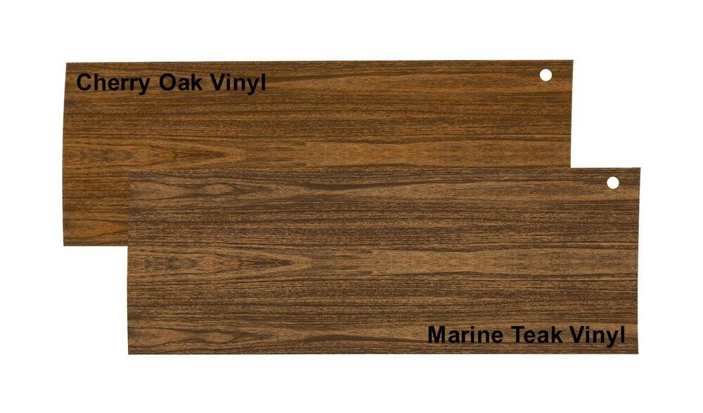 Jeep Grand Wagoneer Wood Grain Vinyl Replacement Kit 1963