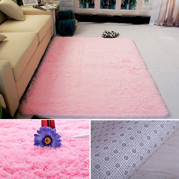 4 39 x 5 39 living room carpet area shag rug floor decor for for Living room floor decor
