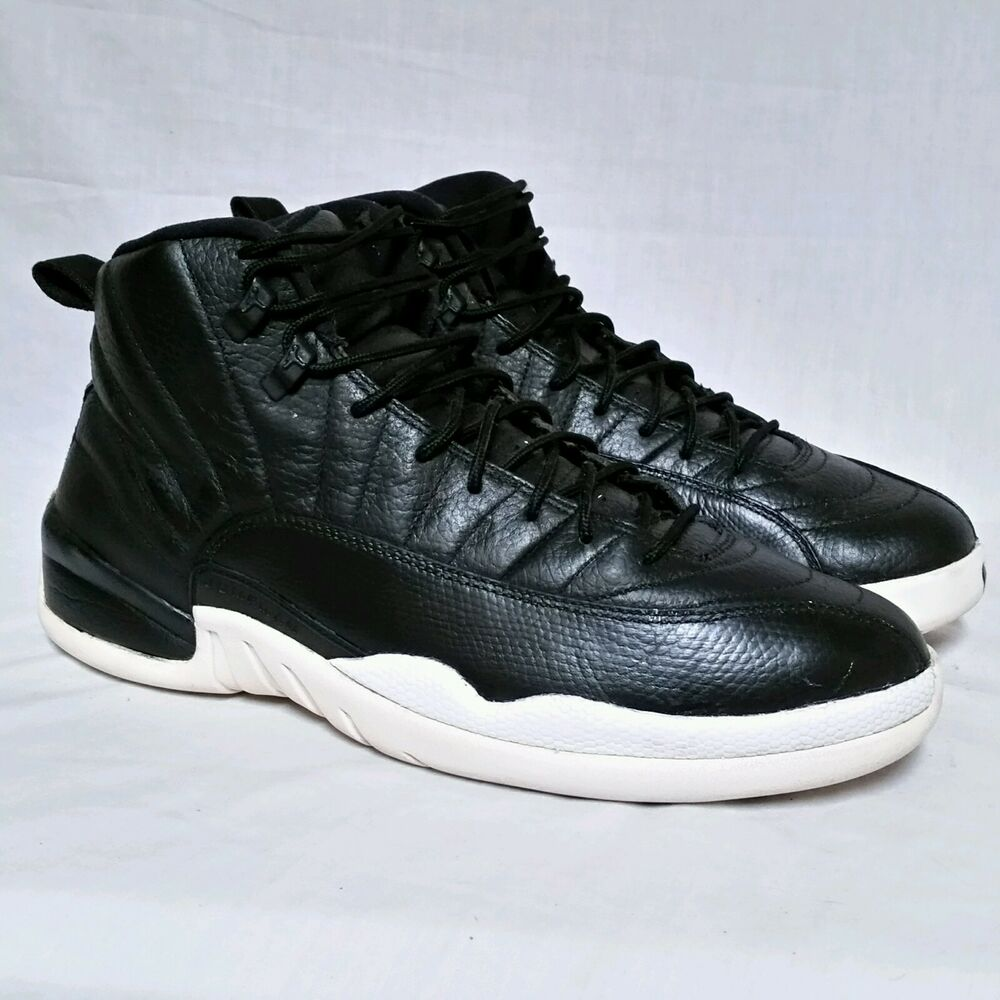 new arrival d1263 39699 Details about Nike Air Jordan Retro 12 xii Playoff CUSTOM Bred Master  Alternate Taxi Mens 11