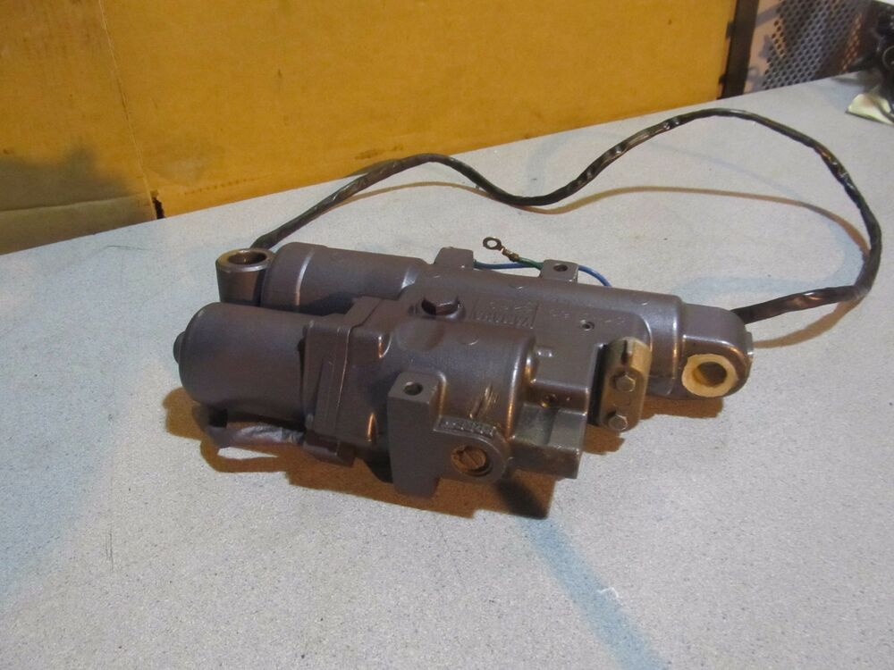 2003 04 05 06 up yamaha outboard motor 40hp 50hp tlr for Tilt trim motor not working