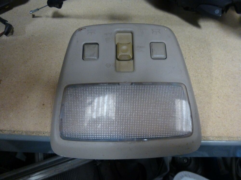 2000 Ford Edge >> LINCOLN LS 2000 2001 2002 OVERHEAD CONSOLE SUNROOF SWITCH ...