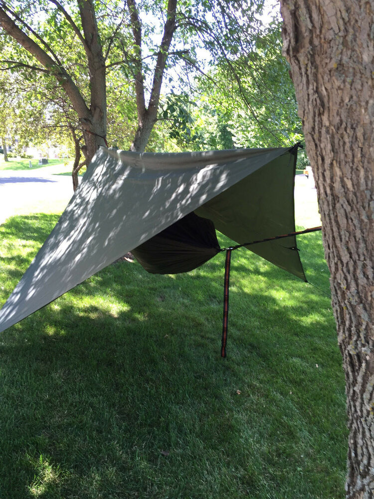 Ultralight Hanging Tent Hammock With Bed Net Sleeping Tent