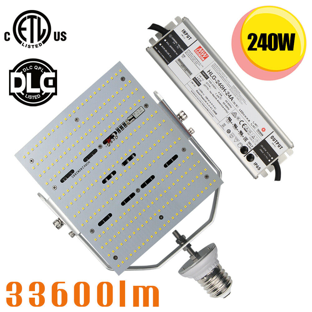 CETL 1000W Shoebox MH Replacement Retrofit Kits 200W LED
