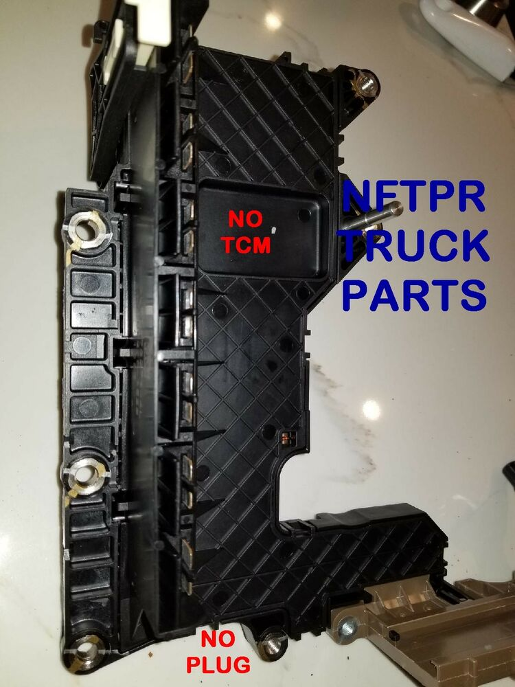 NEW OEM CONDUCTOR CONNECTOR PLATE 6R60 06-16 FORD EXPLORER ...