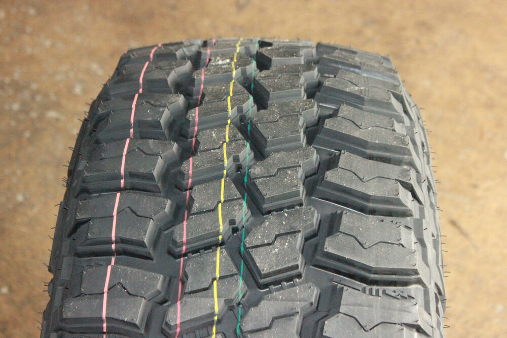 4 new tires 35 18 lre thunderer trac grip mt mud terrain mudder 325 65 ebay. Black Bedroom Furniture Sets. Home Design Ideas