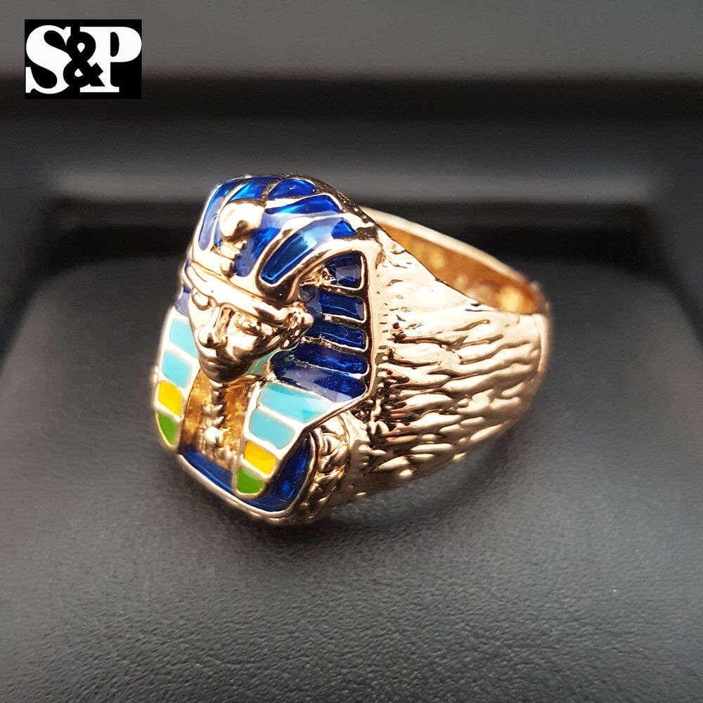 Egyptian Style Rings