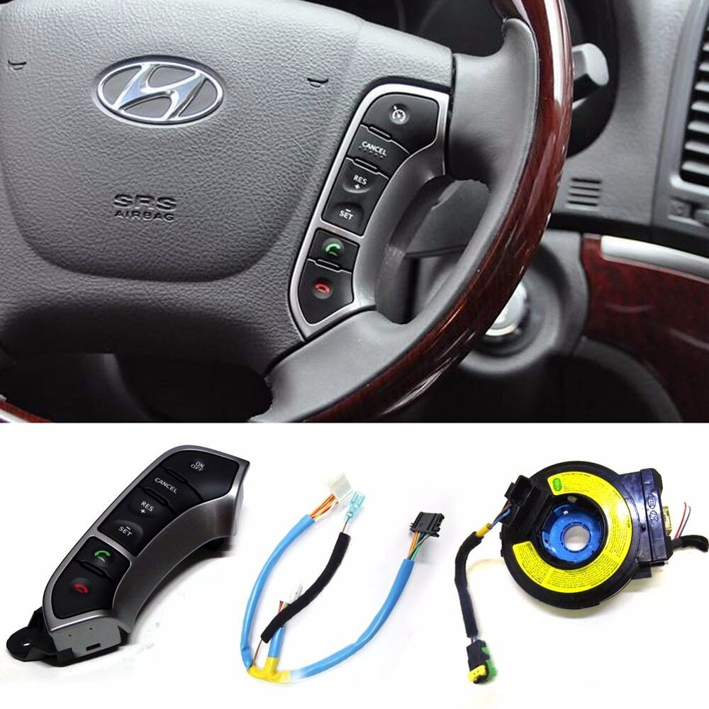 Auto Cruise Remote Control Diy Kit For Oem Parts Hyundai