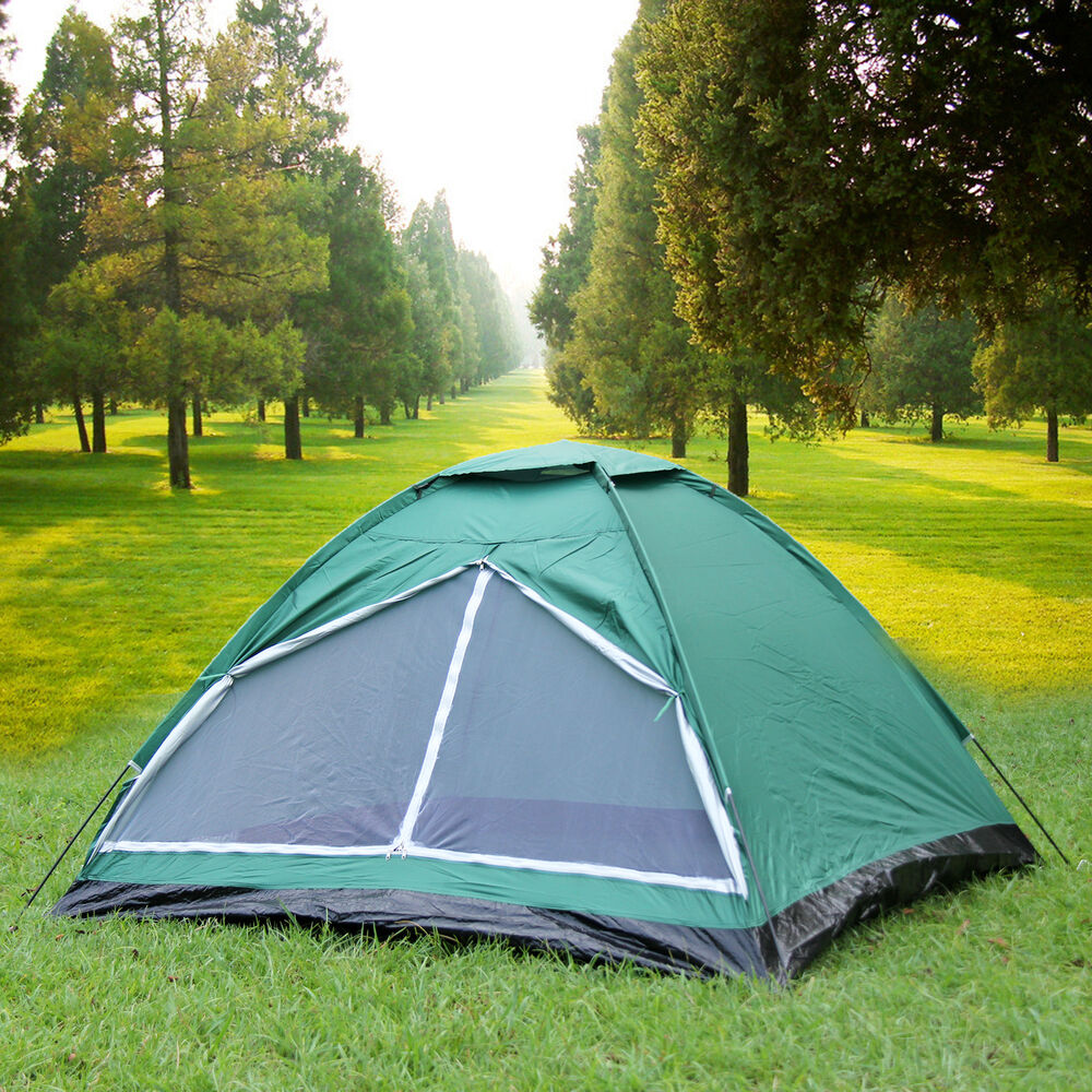 Hiking Camping: 3 Person Gazelle Outdoors Ultralight Backpacking Camping