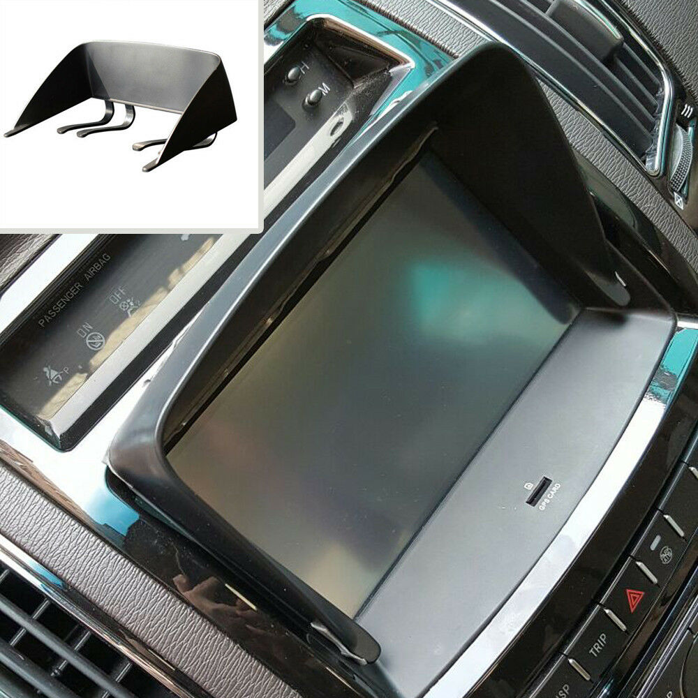 1pc universal car interior 7 gps navigation sunshade anti glare sunshield visor ebay. Black Bedroom Furniture Sets. Home Design Ideas