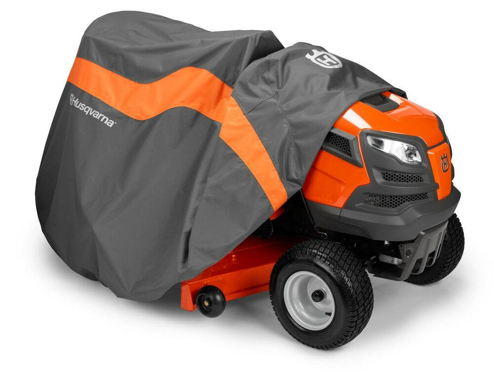 Husqvarna Lawn Tractor Cover : New genuine husqvarna  tractor riding lawn mower