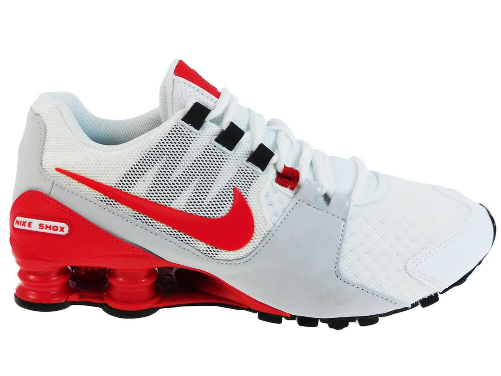 Mens Nike Shox Avenue Shoes