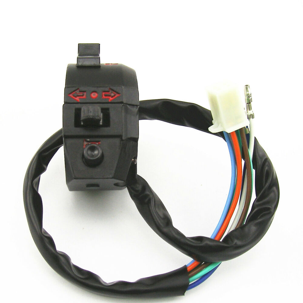 """Light Controller For Motorcycles: Motorcycle 7/8"""" Horn Turn Signals Light Controller"""