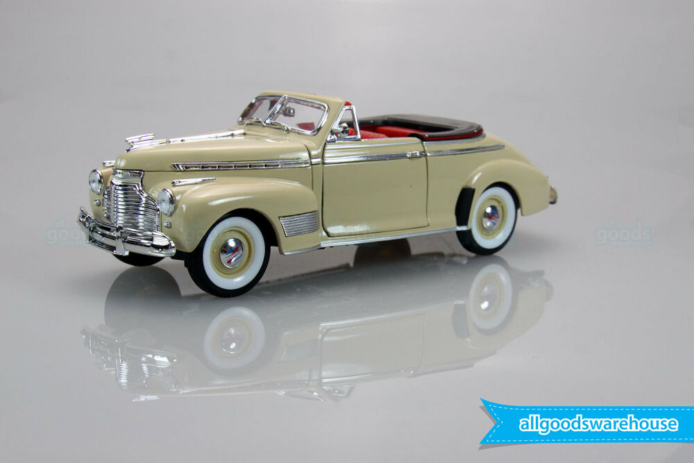 1941 chevrolet special deluxe 1 24 scale american classic die cast model car 4891761124113 ebay. Black Bedroom Furniture Sets. Home Design Ideas