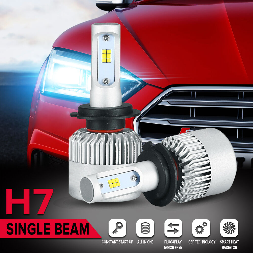 h7 180w 18000lm philips led headlight bulb kit driving. Black Bedroom Furniture Sets. Home Design Ideas