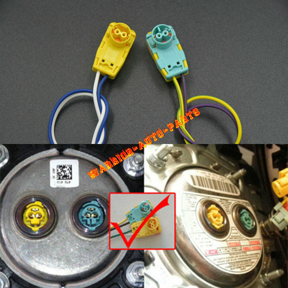 Airbag Clockspring Wire Clock Spring Plug Connector For ...