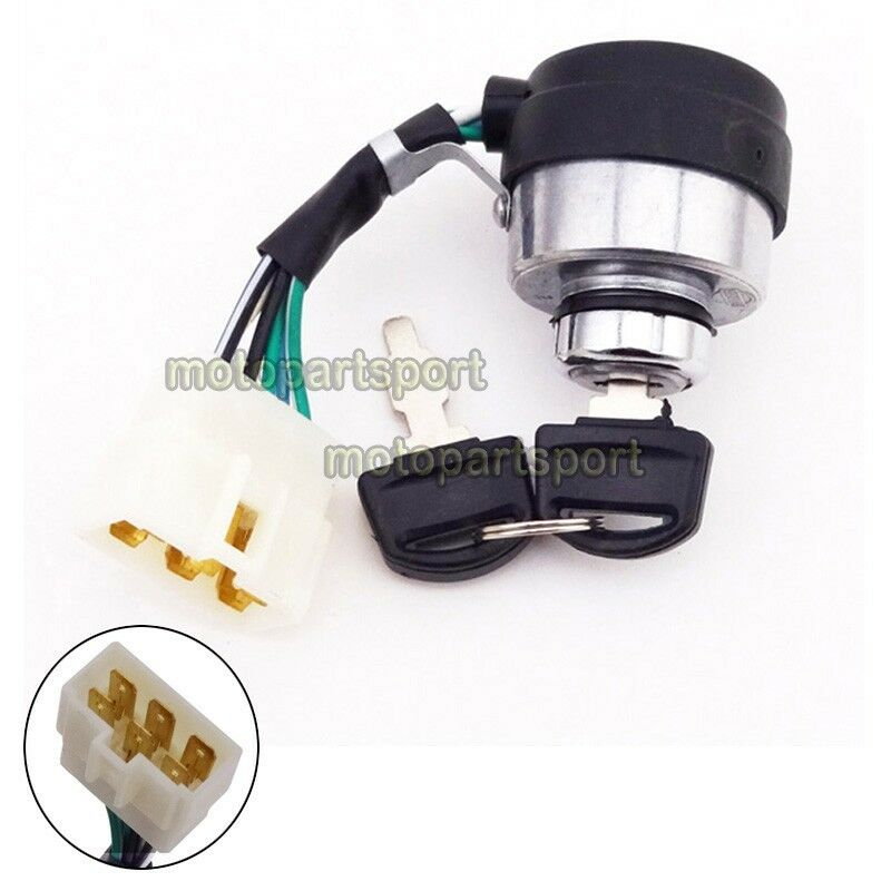 Ignition Key Switch For Gas Generator Duromax Xp4400e