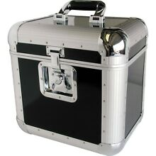 Eurolite LP-70 LP Case Black Vinyl Record Case