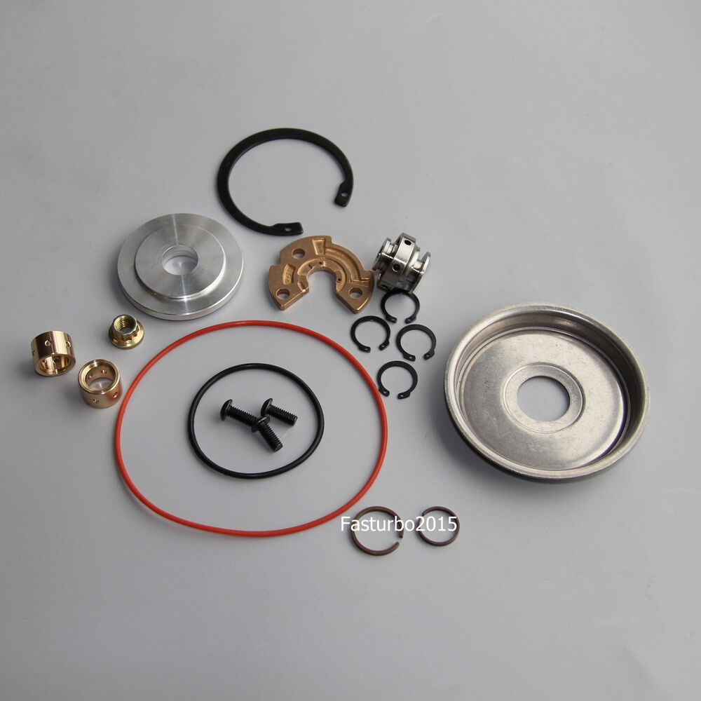 Garrett Turbocharger Rebuild Kits: New Turbo Repair Rebuild Rebuilt Kit For Garrett T25/T28