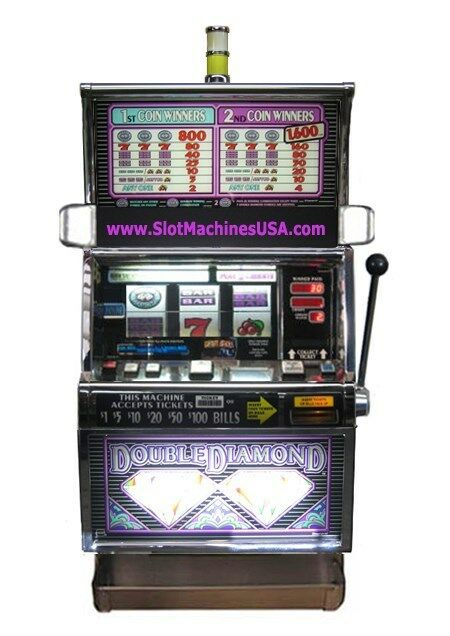 casino slot machine programming