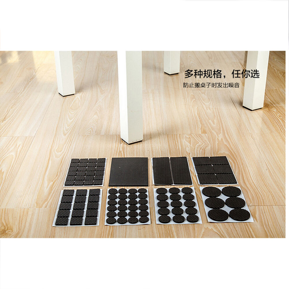 Non Slip Self Adhesive Floor Protectors Furniture Sofa