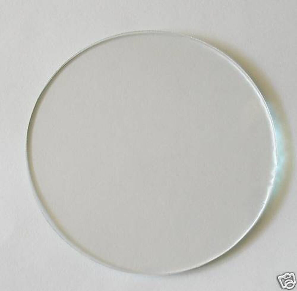 New 1 pc of large flat clock auto repair glass choose for Glass 2 glass