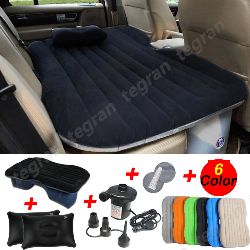 Heavy Duty Car Suv Travel Inflatable Mattress Back Seat