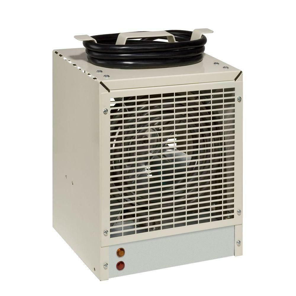 Forced Air Utility Electric Space Heater Portable Garage ...
