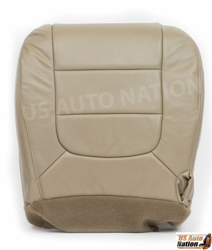 Auto Nation Ford >> 20012002 2003 Ford F150 Lariat Driver Bottom Replacement Vinyl Seat Cover in Tan | eBay