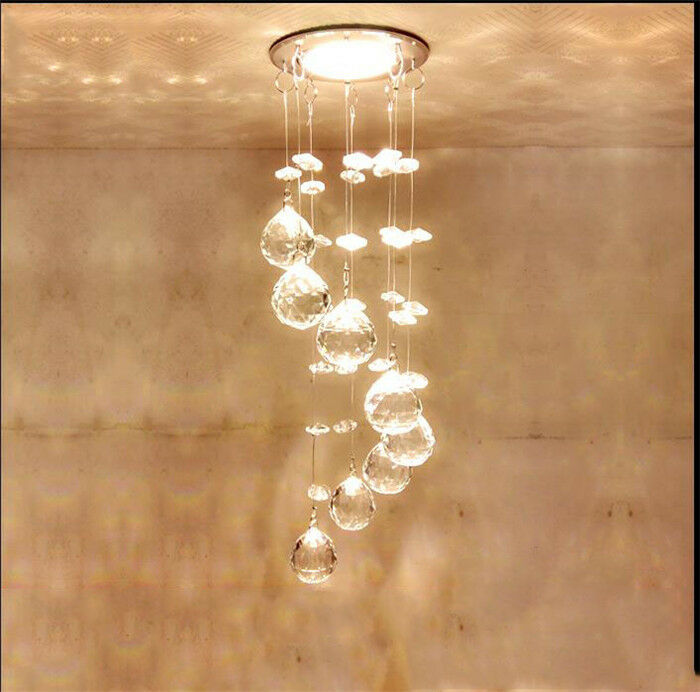 3w led crystal ceiling light small chandelier ceiling lamp for Ceiling lights for small hallway