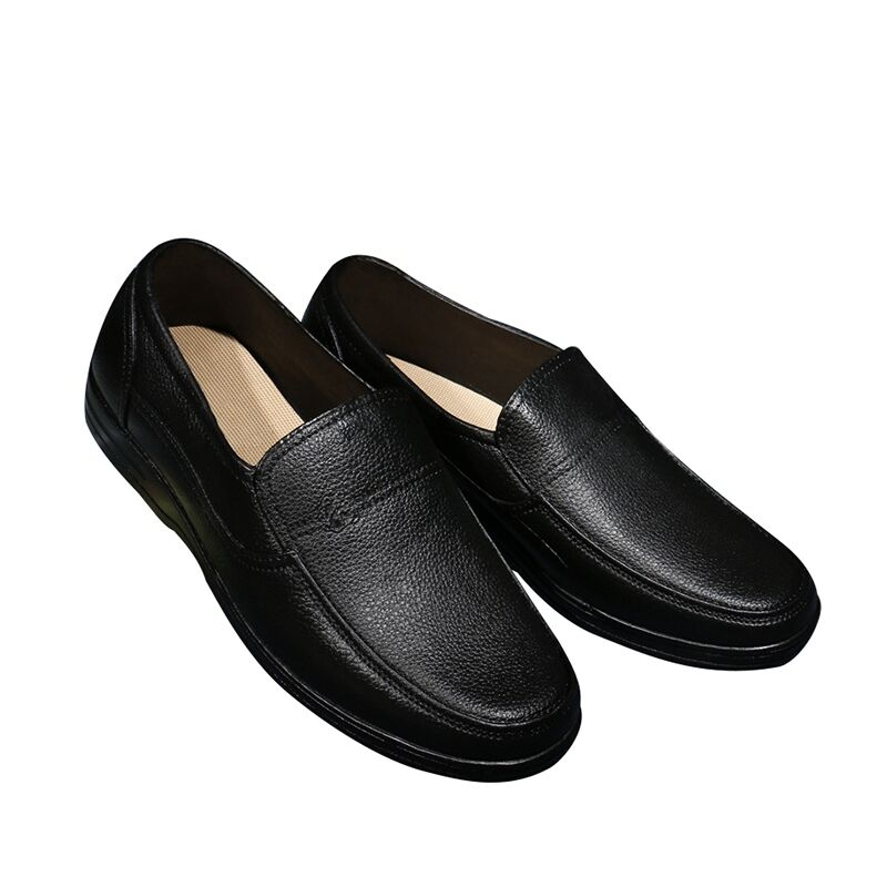 Newly Men 39 S Work Shoes Kitchen Non Slip Waterproof Working Shoe Leisure Loafers Ebay