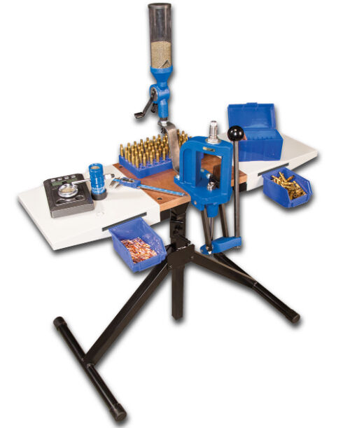 Portable/Compact Reloading Benches  Portable Reloading Table