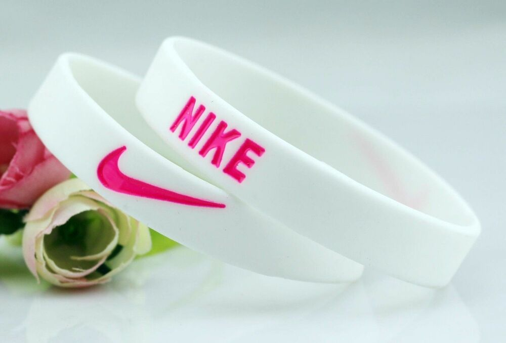 Are pink breast cancer band bracelets