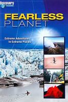 Fearless Planet  DVD