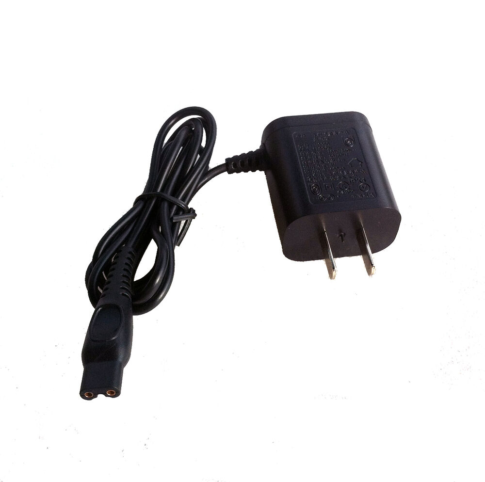 Hq8500 Hq8505 Dc 15v Shaver Charger Power Ac Adapter For